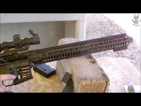 Случайное видео: калибр .458 SOCOM - слонобой из Могадишо
