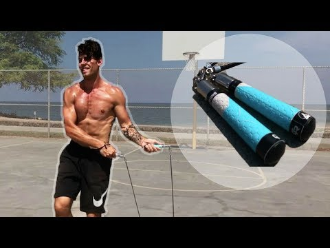 IT'S HERE! ZDF Limited Edition Jump Rope | Zen Dude Fitness