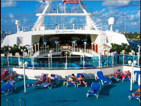 Grand Princess Ship Tour