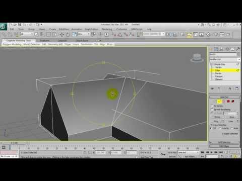 3dsmax - So I decided rather than to just go over a bunch of tools and tell explain what they can do I decided to start making a model and then from there just explai...