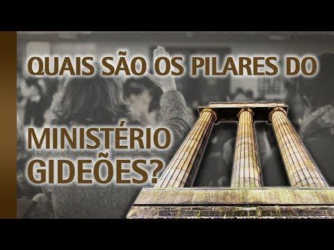Pilares do Ministério Gideões 24H
