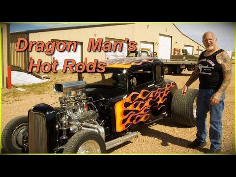 Dragon Man's Hot Rods (видео)