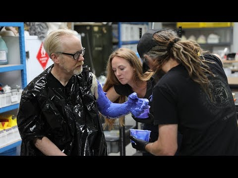 Adam Savage's Week At Weta Workshop, Part 1