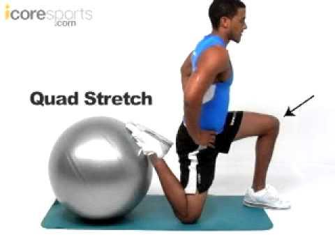 Mens Quad Stretch #39