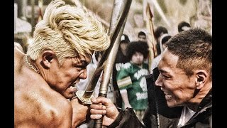 Nonton 東京暴族 Tokyo Tribe (2014) Japan Official Trailer HD 1080 (HK Neo Reviews) Film Subtitle Indonesia Streaming Movie Download