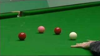 147 Ali Carter Snooker World Champs 2008 - English - Part 2