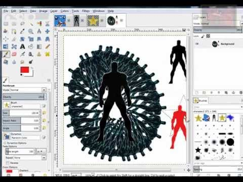 Gimp Intermediate Tutorials