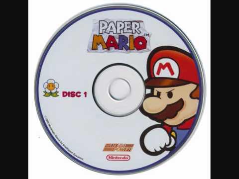 paper mario OST Merlar theme