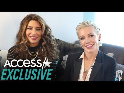 'Arrow': Katie Cassidy & Juliana Harkavy Tease Hopeful 'Canaries' Spin-Off & Invite Margot Robbie