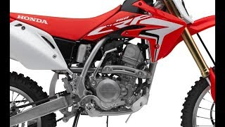 8. 2018 Honda CRF150R Unicam Engine | Honda CRF150R 2018 Specs USA