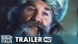 Nonton The Hateful Eight Trailer Italiano Ufficiale  2016    Quentin Tarantino  Hd  Film Subtitle Indonesia Streaming Movie Download