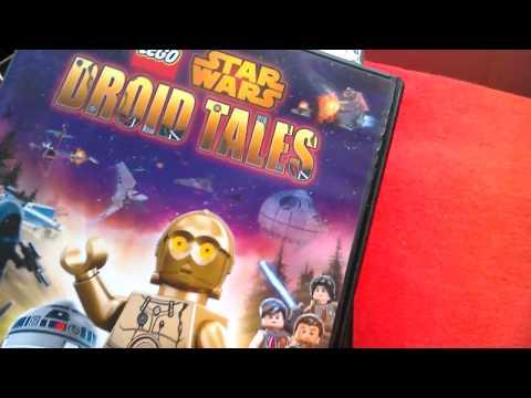 Star Wars DVD update November 2017