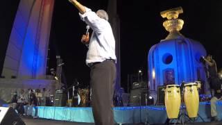 Bangkok (Thailand) 22/12/2013 Suthep Speech At Democracy Monument