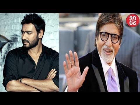 Ajay To Play Jaswant Singh Gill In His Next | Amit