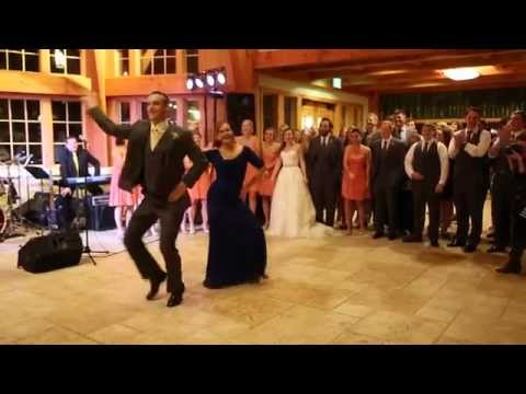 Epic MotherSon Wedding Dance
