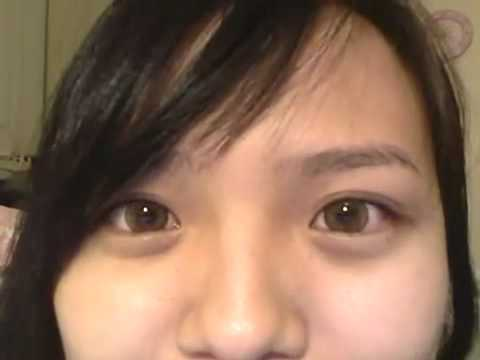 geo circle lenses in nudy brown CH-624 Review