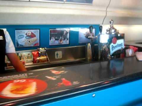 Den železnice část 5 - PENDOLINO 1.Třída,Bistro vůz,2.Třída