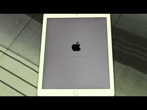 iPad Air 2 - How to Reset Back to Factory Settings | H2TechVideos