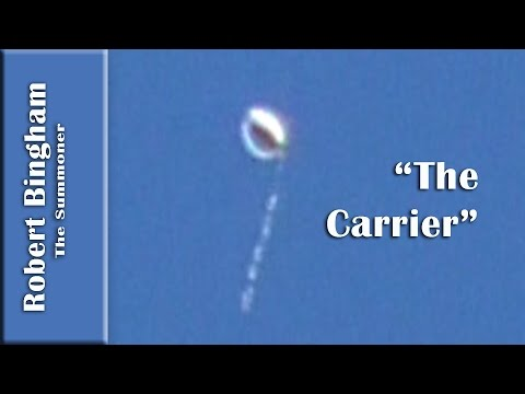 The Carrier UFO