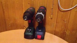 Bosch GSB и  PSB 18 LI-2 - подсветка