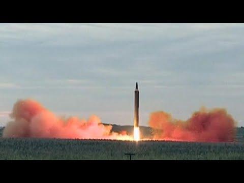 רעש אדמה בקוריאה;ייתכן שקוריאה הצפונית ערכה ניסוי גרעיני