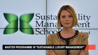 Sustainable Luxury Management