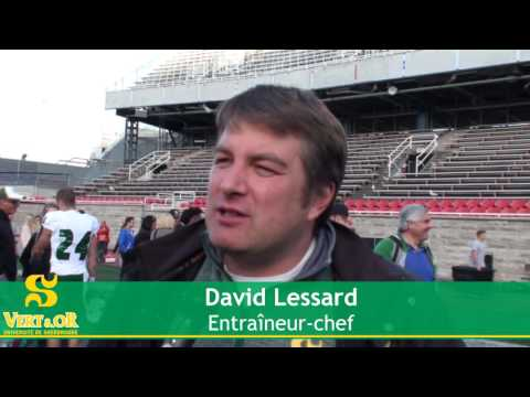 Reportage Vert & Or c. Redmen - 24 septembre 2016