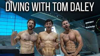 Video EXTREME Diving With Tom Daley MP3, 3GP, MP4, WEBM, AVI, FLV Juli 2019