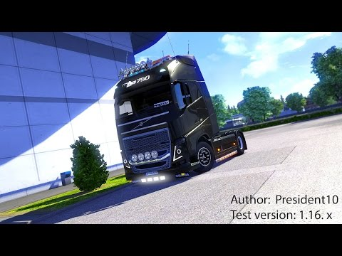 Volvo FH 2012 Tuning Pack  v2.0