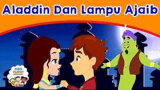 Video Aladdin dan Lampu Ajaib - Dongeng Bahasa Indonesia | Cerita Untuk Anak-Anak | Animasi Kartun MP3, 3GP, MP4, WEBM, AVI, FLV Mei 2019