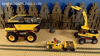 Video LEGO City Mining Movie MP3, 3GP, MP4, WEBM, AVI, FLV Februari 2019