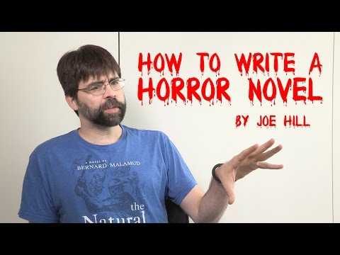how to write horror