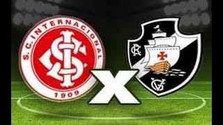 FICHA TÉCNICA INTERNACIONAL 3 X 0 VASCO - TV GLOBO Local: Estádio Beira-Rio, em Porto Alegre (RS) Data: 9 de outubro de 2011, domingo Horário: 16 horas (de B...