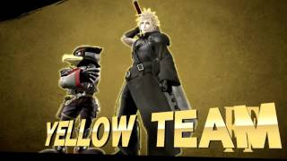 Falco and Cloud make a pretty good team (Wombo combo version)