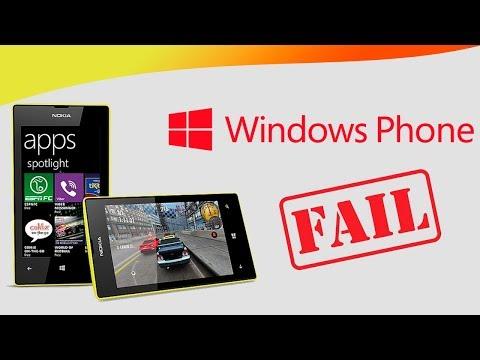 Why Windows Phone Failed?_Számítógép, UFO észlelések, mobil, internet videók: