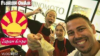 On part au JAPON tout en restant en région parisienne.Je suis allé visiter la JAPAN EXPO 2017 et j'y ai fait un FOOD TOUR pour découvrir ou redécouvrir quelques spécialités culinaires.ABONNEZ VOUS à ma chaine : http://goo.gl/VPDsOsPOUR VOIR LA CARTE regroupant TOUS LES RESTOS que j'ai testés dans mes vidéos, c'est ici : http://goo.gl/fqJIQZRetrouvez moi sur :FACEBOOK : http://www.facebook.com/florianonairTWITTER : http://www.twitter.com/florianonairINSTAGRAM : http://www.instagram.com/florianonairSNAPCHAT : florianonairPERISCOPE : florianonairMail : florianonair94@gmail.com♫Music By♫●DJ Quads : ●Soundcloud - https://soundcloud.com/aka-dj-quads●Instagram - https://www.instagram.com/djquads/●Twitter - https://twitter.com/DjQuads●YouTube - https://www.youtube.com/user/QuadsAKA