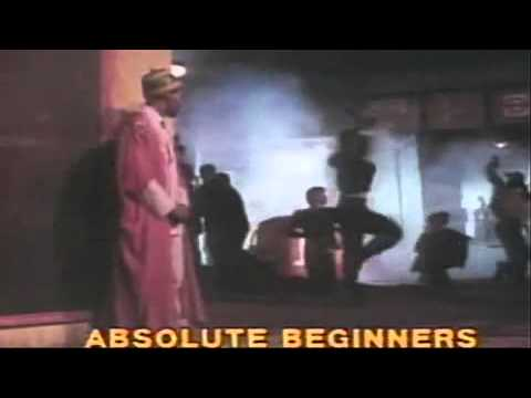 Trailer: Absolute Beginners