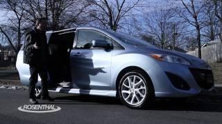 2012 Mazda Mazda5 Test Drive&Review