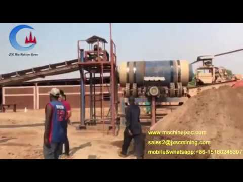 Zambia Rock coltan ore process plant with jaw crusher ball mill grinding machine
