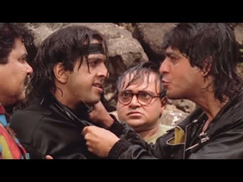 Javed - Action scene from Superhit movie Teesra Kaun( 1994) starring Mithun Chakraborty,Chunkey Pandey,Somy Ali, Javed Jafferi, Sadashiv Amrapurkar,Ritu Parna, Satis...