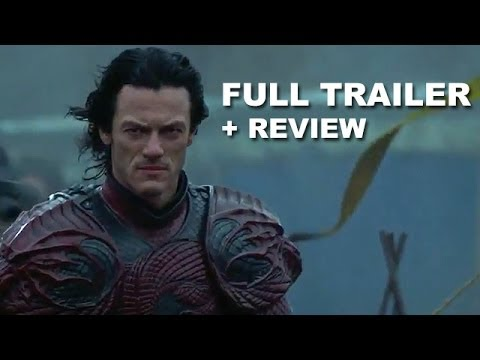 review trailer - Dracula Untold debuts its official trailer for 2014, starring Luke Evans! Watch it today with a trailer review! http://bit.ly/subscribeBTT Dracula Untold deb...