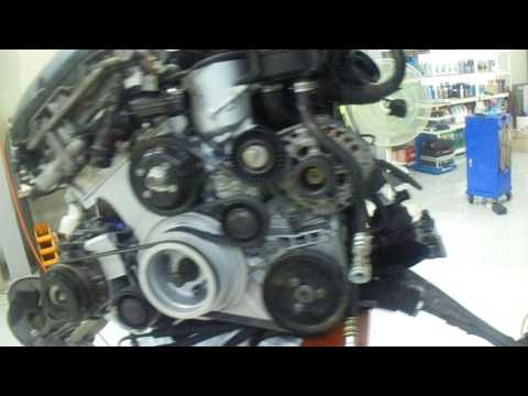 BMW E46 320i ENGINE & TRANSMISSION REBULT