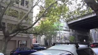 A segurança na Sidney antiga