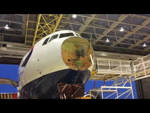 Boeing 777 Weather Radar