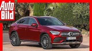 Mercedes GLC Coupé Facelift (2019) Neuvorstellung / Details / Innenraum by Auto Bild