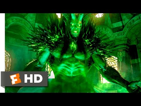Warcraft - Stopping Medivh, The Last Guardian Scene (8/10) | Movieclips