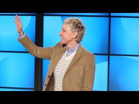 Ellen's Got Great Dating Tips