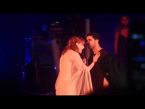 Drake And Florence Welch - Fireworks