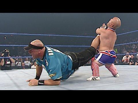 Video Mini Kurt Angle turns the tables on Kurt Angle: SmackDown, Oct. 16, 2003 download in MP3, 3GP, MP4, WEBM, AVI, FLV January 2017