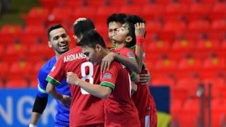 Video Piala U-20 Futsal: Ini Ranking Timnas Futsal Indonesia di Dunia MP3, 3GP, MP4, WEBM, AVI, FLV Mei 2017